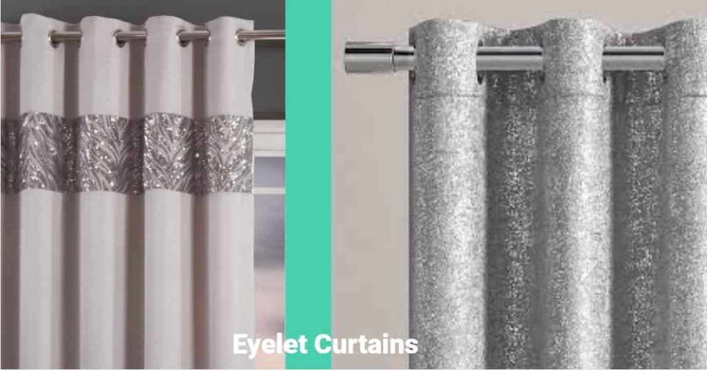 Various Curtain Types to Decorate Home 11