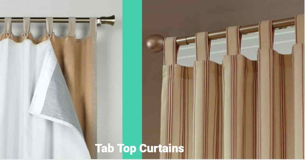 Various Curtain Types to Decorate Home 12