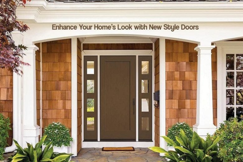 new style of front doors